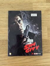 Near New Sin City Dvd With Extra Scenes Pal version