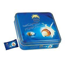 Premium Coconut Flavored chocolate DATES Saudi Arabia snack Vegan 200gm Gift Box