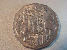 Australia 1978 50 Cents Coin