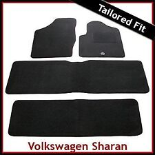 Volkswagen VW Sharan Tailored Fitted Carpet Car Mat (1999..2004 2005 2006) 1Clip