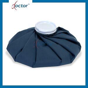 Borsa per ghiaccio in tela di tessuto gommato con tappo a vite misura 28 cm