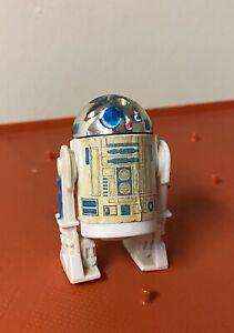 Vintage Star Wars R2-D2 Pop Up Lightsaber 1985 POTF Last 17 Original Sticker