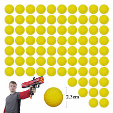 New 100-Round Refill Pack Replace Bullet Ball For Nerf Rival Apollo Zeus toy Gun