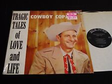 Cowboy Copas-Tragic Tales Of Love & Life-ORIG. 1960 King LP-NEAR MINT IN SHRINK!