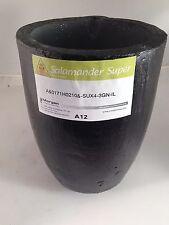A12 SALAMANDER SUPER CLAY GRAPHITE MELTING CRUCIBLE 18 KG BRASS CAPACITY