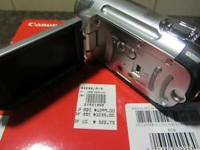 CANON FS-100 DIGITAL CAMCORDER - NTSC FORMAT - Can convert to PAL -See listing