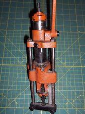 LYMAN-Ideal #45 Lubri-Sizer Bullet Lubricator-Sizing Press 458 Die & 191 Punch