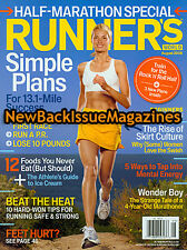 Runner's World 8/08,Iryna Vashchuk,Natalie Morales,NEW