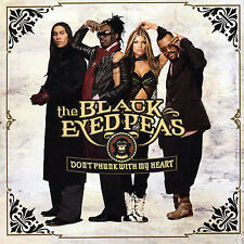 Black Eyed Peas : Dont Phunk With My Heart Pt.1 CD