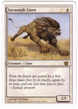 MTG • Leoni della Savana Savannah Lions • 8ª EDIZIONE