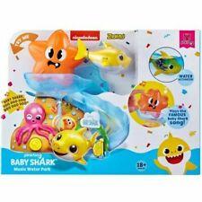 zuru nickelodeon pinkfong baby shark music water park Water Playset & Small baby