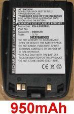 Batterie 950mAh type LGLP-GAHM Pour LG S5200