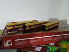 MDF Big Models 91403 Ale 803.014+Le 803 + Le803 livrea d'origine ep IV FS H0