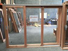 Timber Sliding Stacker Door 2110h x 2770w (BRAND NEW SITTING IN STOCK)