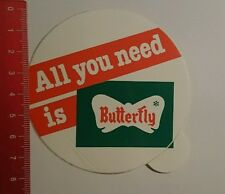 Decal/Sticker: all I need is Butterfly (160716159)