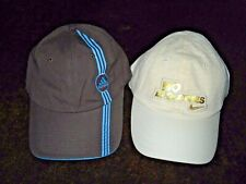 Addidas & Nike Womens Caps Hats LOGO  One Size Fit All .
