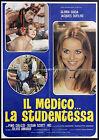 CINEMA-soggettone IL MEDICO...LA STUDENTESSA g. guida, defilho, AMADIO