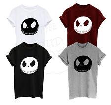 Jack Skellington The Nightmare Before Christmas Tumblr Fashion Unisex T-Shirt