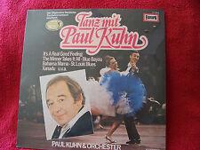 Paul Kuhn & Orchester - Tanz mit Paul Kuhn   orig. Europa  LP OVP NEU