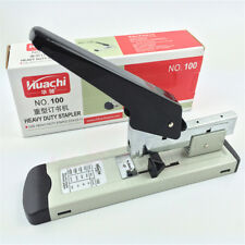 For Office Home Heavy Duty Metal Stapler Bookbinding Stapling 120Sheet Capacity