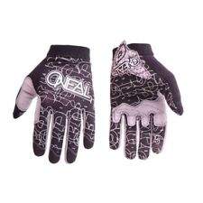 Oneal AMX Gloves BMX Cycling MX Motocross - Grey Large (10)