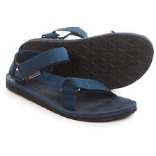3ac157f35ec8cc Men s Teva Original Universal Menswear Flip Flops Sandals Navy Blue Size 13