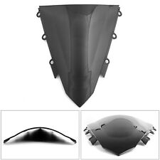 1pc Motorcycle ABS Windscreen Windshield for Honda CBR500R 2016-2018 Black