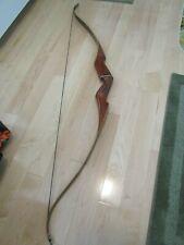 New listing Vintage Bear Archery 1963 Dogleg Kodiak Recurve Bow LH50#