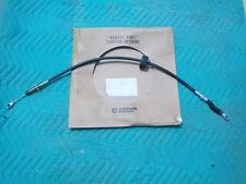 1984 85 86 Dodge Power Ram 50 RWD NOS MoPar Mitsubishi CLUTCH CABLE #MB012460