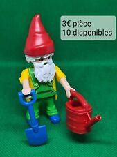 Personnage Playmobil nain de jardin