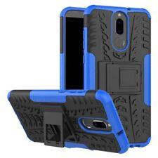 Carcasa híbrida 2 piezas Exterior Azul Funda para Huawei Mate 10 Lite