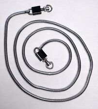 Metal Snake Chain Vintage 3 feet Camera Shoulder Neck Strap