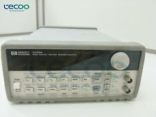HP 33120A 15 MHz Function / Arbitrary Waveform Generator