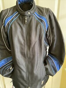 Harley Davidson Ladies Size XL 115th Anniversary Custom Fit/Comfort Jacket
