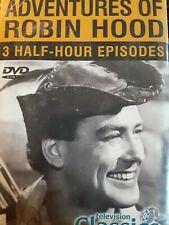 Robin Hood: Adventures of Robin Hood - 3 Episodes