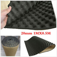 1X 0.5M Car Engine Noise Acoustic Insulation Deadening Mat Sound Proofing 20mm