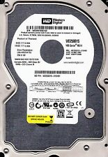 Western Digital WD2500YS-01SHB1 DCM: HSBHYTJAAN sn: WCA.. 250GB SATA 1009