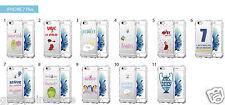 Funda antigolpe Iphone 7 Plus+ protector cristal templado (opcional9