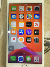 Apple iPhone 6s - 64GB - Silver (Vodafone) *home button not working*