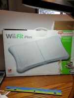 Wii Fit Balance Board  Bundle new in box Games Wii Fit Plus For Nintendo Wii