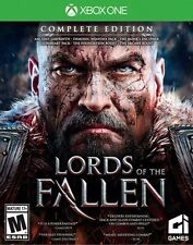 New Microsoft Xbox One Lords of the Fallen Complete Edition Physical Blu-Ray DVD