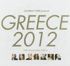 DJ Krazy Kon presents Greece 2012 [10th Anniversary]  CD / NEU+UNGESPIELT-MINT!