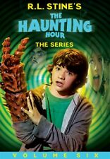 R.L. STINE THE HAUNTING HOUR THE SERIES VOLUME 6 SIX New Sealed DVD 5 Episodes