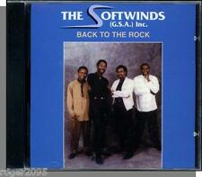 The Softwinds (GSA) Inc - Back To The Rock - New Gospel Music CD!