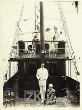 NATHALIE KOVANKO Prince Charmant CATELAIN Bateau Orient BILINSKY Photo 1925 #1