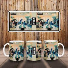 More details for oasis definitely maybe album art mug. ideal gift
