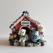 Ivy & Innocence Sparky's House Bn 1050 05273 Cast Art Figurine 1997