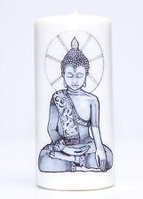 1 Homemade Buddha Buda Om Goddess Home Decoration Favor Gift- Protection Candle