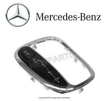 For Mercedes W203 C320 C209 Auto Trans Shifter Indicator Cover Plate Genuine