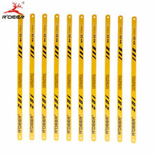 "R'DEER - lot de lames de scie - HSS flexible bimétal - 12"" / 300 mm"